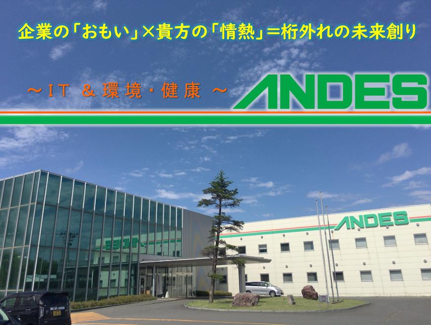 アンデス電気株式会社(自社製品設計・開発スタッフ)