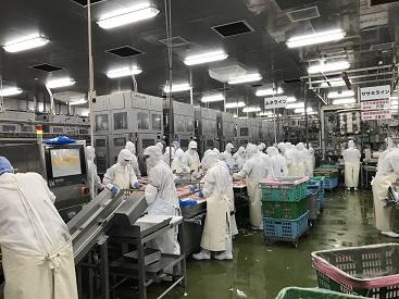 プライフーズ株式会社 細谷工場(鶏肉の加工製造員)