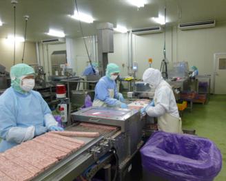 プライフーズ株式会社 三沢みどりの郷工場(冷凍食品の製造(日勤))